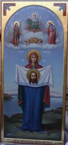 П-А икона. Икон.Анна Голубь.Краснодар 2013