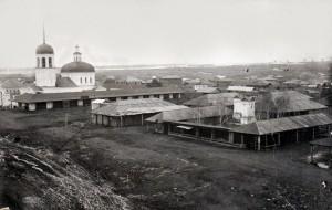 Петропавл.церковь,19 век