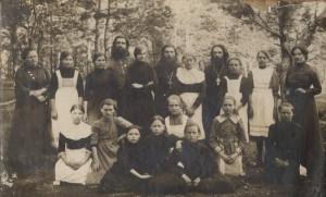 Выпуск ЦПШ 1912