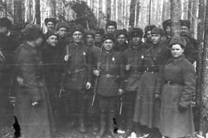 Зима 1942 года. [800x600]