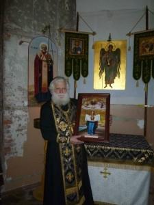 П-А икона для г.Горажд,,Босния. Спб 2013 Заказчик Д.Чернов