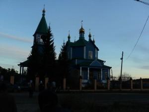 Чимеевский мужской монастырь Казанской Божией Матери