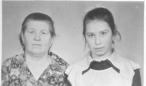 Баба Валя и Нина 1978 [800x600]